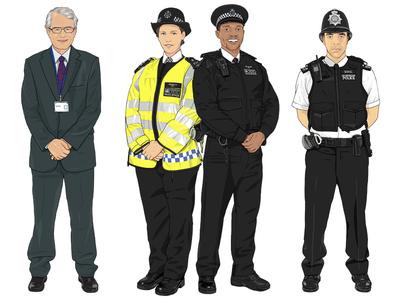 Police Volunteer / Special Constables / Police Sergeant