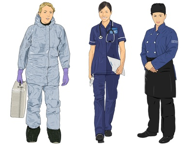 Forensics Officer / Custody Nurse / Catering Assistant