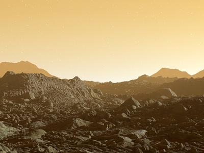 We are going to MARS! illustration minimal flat ux vector ui web icon logo mars app