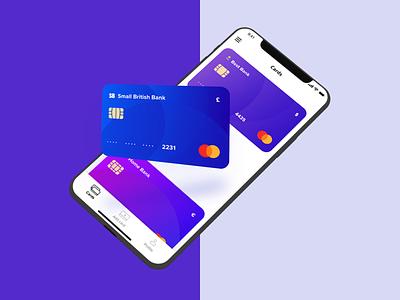 Card Reader fintech app