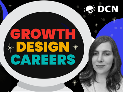 Design Career Network:  Growth Design Careers youtube strategy growth design growth design design careers