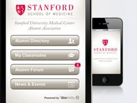 Stanford Alumni Medical App