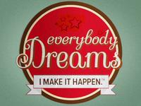 Everybody Dreams - New Branding