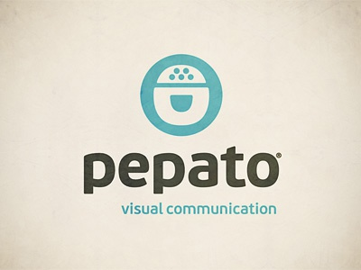 Pepato | Poster paper poster pepato self print logo