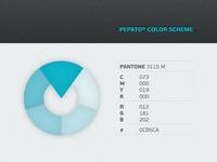 Pepato   Color Scheme