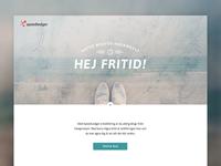 SpeedLedger Landing Page