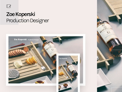 Fabrik x Zoe Koperski branding design retail design packaging packaging design template design layout production design designer portfolio site website builder portfolio website portfolio website