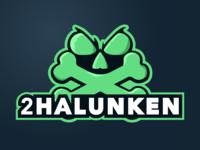 2Halunken gaming logo