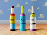 Toy Story Bottles