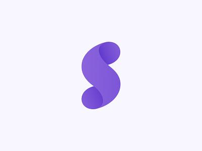 S Letter Modern Logo Design abstract 3d flat modern gradient logos logo logo design design brand design brand identity branding o p q r s t u v w x y z a b c d e f g h i j k l m n app symbol icon vector lettermark logomark logotype