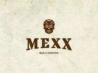 Mexx Logo design