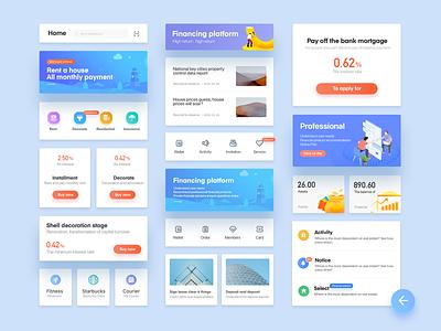 Interface Layout Design data page app website design app design icon ui web ios guide ui