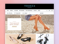 Frankie4 eCommerce Designs