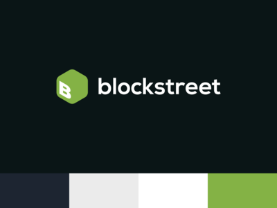 Final brand direction for Blockstreet AU