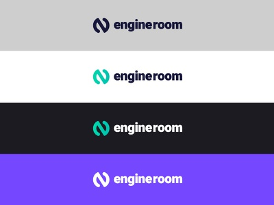Engine Room 2.0 Rebrand vector ui design logo branding