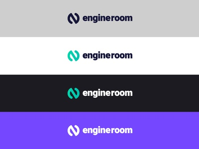 Engine Room 2.0 Rebrand vector ui design logo branding