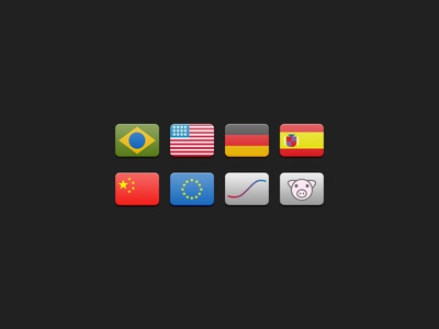 Flags rgrundig clean flag flags icon