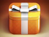 iOS Gift Icon @2x