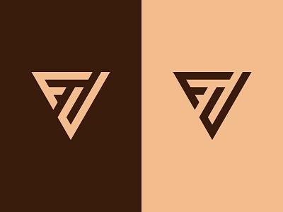 FJ Logo typographic letter logo vector monogram logo fj monogram jf logo fj illustration design graphic design 3d animation ui logotype icon logo designer logo design identity logo branding