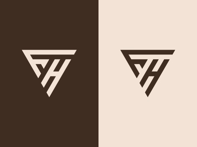FH Logo creative modern logo technology logo transport logo sports logo vector fh monogram logo fh monogram fh logo fh logos illustration design logotype icon logo designer logo design identity logo branding