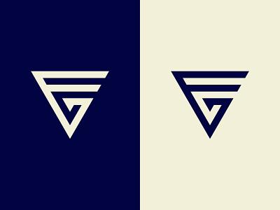 GF Logo or FG Logo minimalist abstract vector gf gf monogram gf logo fg monogram fg logo fg monogram logo graphic design illustration design logotype icon logo designer logo design identity logo branding
