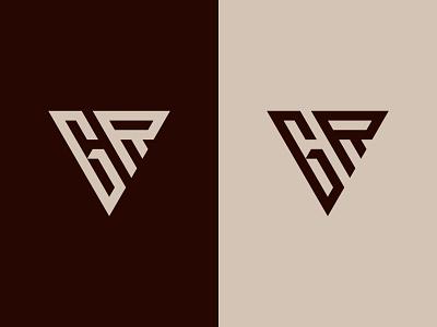 GR Logo typography monogram vector clean simple modern logos gr monogram gr logo gr graphic design illustration design logotype icon logo designer logo design identity logo branding