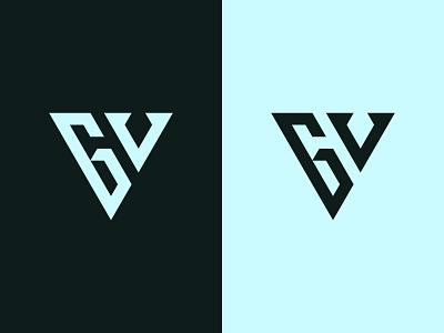 GV Logo abstract logo fitness logo creative real estate logo simple modern logos gv monogram gv logo gv graphic design illustration design logotype icon logo designer logo design identity logo branding