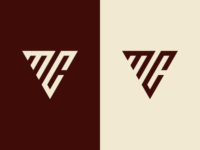 MC Logo monogram typography fitness logo vector monoline simple modern logos mc monogram mc logo mc illustration design logotype icon logo designer logo design identity logo branding