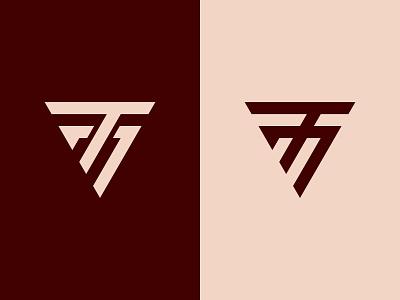 MT Logo or TM Logo art modern minimal logos tm monogram tm logo tm mt monogram mt logo mt graphic design illustration design logotype icon logo designer logo design identity logo branding