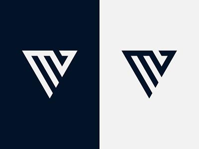 MV Logo creative monogram logo initial monogram typographic letter logo brand logos monogram logo mv monogram mv logo mv graphic design illustration design logotype icon logo designer logo design identity logo branding