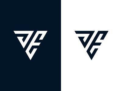 JE Logo business logo sports logo workout logo gym logo je monogram logo je logo je initial logo modern logo logos graphic design illustration design logotype icon logo designer logo design identity logo branding