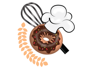 Janat-Bakers vector illustrator graphic design design illustration branding logo