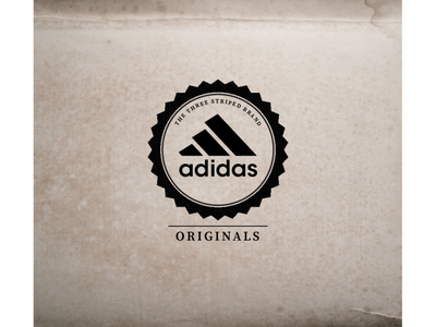 adidas retro ancient rebranding logo adidas originals brand retro flat design