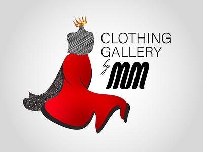Logo Designed for Clothing Gallery (Selected) design art vector graphic design branding logo