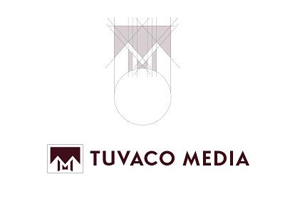 Tuvaco Media Logo Design t branding logo tm