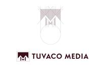 Tuvaco Media Logo Design