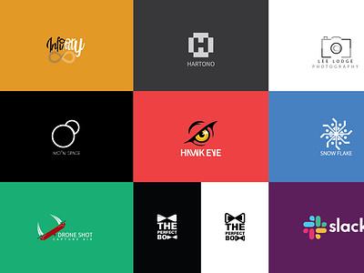 MODERN 01 modern logo design branding