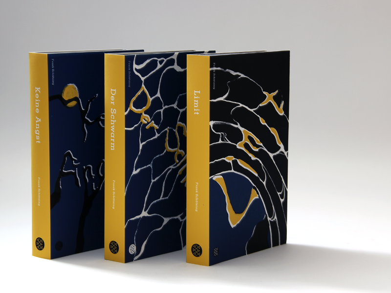 Book Jacket Series print illustration