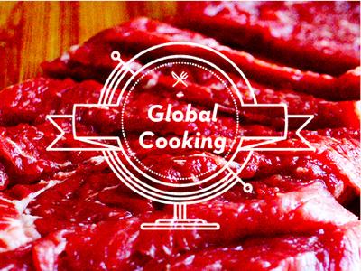 Global Cooking Website logo