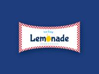 Ice Cold Lemonade!