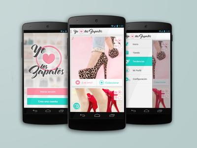 Shoe Lovers app