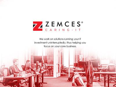 Zemces Logo Design brand identity branding design logotype logo design logo