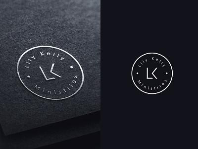 LilyKelly Ministries minimalist clean sleek awesome modern cool creative simple clean interface simple minimal typogaphy vector agency brand identity branding logotype logo design logo