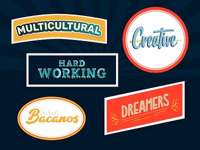 We are Rolos | lettering adobe digital design work illustration graphic design rolos