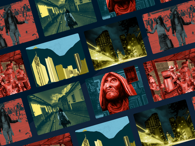 We are Rolos | Imagery work illustration graphic design inspiration digital design