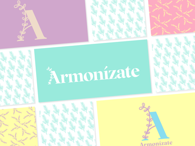 Armonízate | Brand animation motion graphics company parameters doterrabrand doterra designers illustration graphic design 2d oilessential branding logo inspiration digital design design