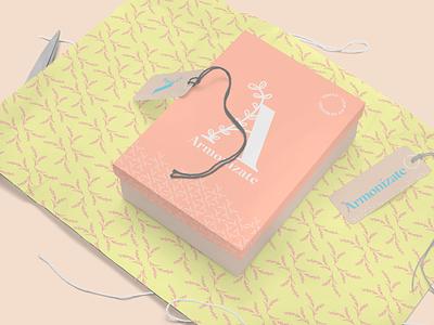 Armonízate | Mockup btl business design digital design graphic design promotional 2d illustration inspiration communication