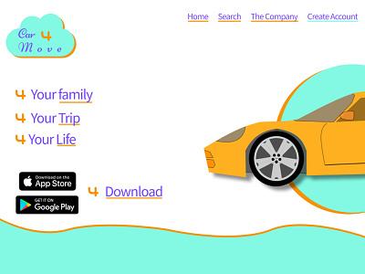 UI Challenge - #3 dailyui app ux ui design