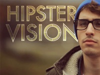 RetroFuture presents: Hipster Vision (motion project)