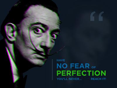 Inspirational Quote illustration design flat ios ux ui app gradient typography poster quote